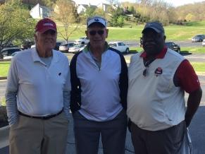 Herschel Turner, Irv Goode, and Eddie Moss