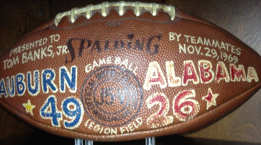 College Game Ball